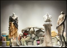MIKE KAGEE FASHION BLOG: BERGDORF GOODMAN WINDOW DISPLAYS IN NEW YORK IS A ...