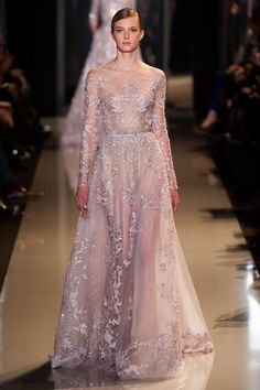 Elie Saab Spring 2013 Couture Collection - Oh Elie Saab....