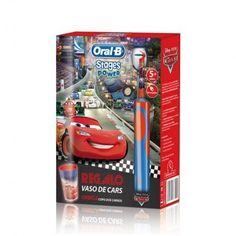 338103 OralB Cepillo Infantil Stages Cars