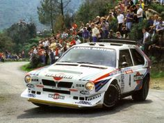 RIP Henri Toivonen - still missed as much today as he was in 1986!