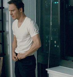 """Michael Fassbender as Brandon Sullivan in """"Shame""""   (2011)"""