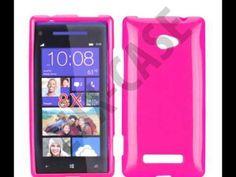 HTC 8X Covers - Lux-Case.dk