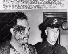 news photo Lawrence Tierney ejected from bar starts fight with cops 1104-09