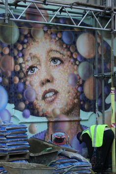 1000 Things in London - Thing 728: Discover Street Art
