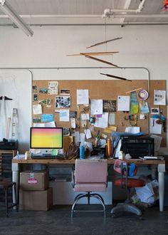 Intelligent workspace