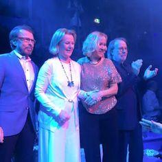 Abba fan: Abba Mamma Mia party 2016