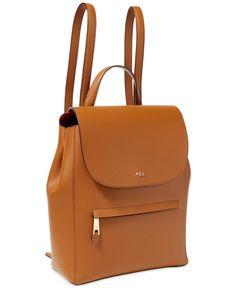 Lauren Ralph Lauren Dryden Ellen Backpack - Handbags & Accessories - Macy's