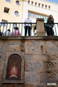 San Fermín y San Fermina Visitando la ciudad de Pamplona Navarra España Pamplona, la ciudad de los toros