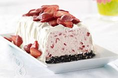 Strawberry Whipped Sensation recipe - average 5 star consumer rating on kraftcanada.com!