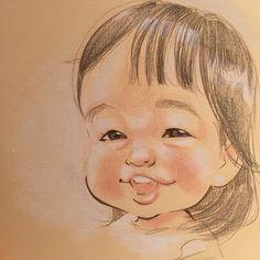 さて今週もアメブロ似顔絵プレゼント企画しますよ(    )ノ 今回受付時間が短いのでお早めに http://ift.tt/1QtI6zv #フランダースの三姉妹  #さとえみ似顔絵色紙プレゼント