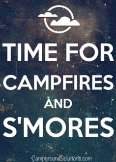 Campfires and smores... What could be better? #‎MyPerfection http://www.pinterest.com/pin/272890058645617295/