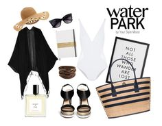 """Water park summer"" by fashionlovestory ❤ liked on Polyvore"