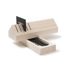 cinqpoints wooden architecture stationery haus 1