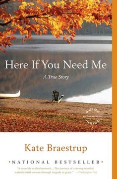 true story of a woman who loses her husband and then becomes a minister who's job is to chaplain those in search and rescue missions in Maine.  It shows her journey from grief, to faith, to happiness.