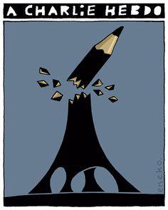 A Charlie Hebdo