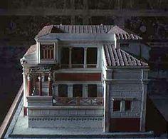 Make roman house school project