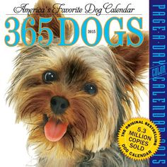 365 Dogs 2015 Page-A-Day Calendar by Workman Publishing http://www.amazon.com/dp/0761177523/ref=cm_sw_r_pi_dp_vUhJub14QKDFK