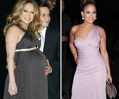 Celebrity Secrets to Losing Baby Weight: Jennifer Lopez (via Parents.com)