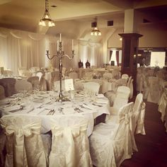 Our elegant Abbey Suite set for a beautiful Bride and Groom last week #weddings #killarney #kerrywedding