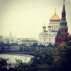 Moscow city centre sights #cities