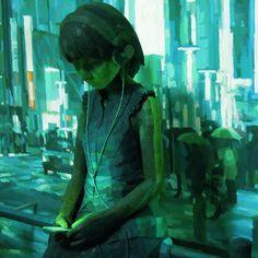 """Cenas do cotidiano ganham novas cores e composições cinematográficas pelas mãos de Shintaro Ohata,artista plástico nascido em Hiroshima. Melhor que isso, ele sobrepõe os personagens e outros elementos para fora da tela em forma de escultura, ambos banhados de cores monocromáticas intensas e de uma luz que une as duas peças. Ohata afirma que está """"criando obras para captar luzes em nossa vida cotidiana e gravá-las na pintura"""". Acima você confere duas peças dePolaris, última exposição do…"""