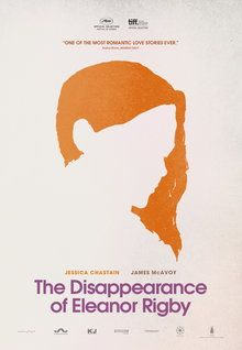 The Disappearance of Eleanor Rigby - James McAvoy and Jessica Chastain.