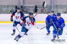 Hokejový zápas juniorov medzi HC Slovan Bratislava a HK ŠKP Poprad