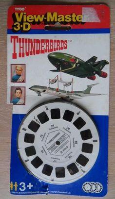 Thunderbirds Are Go, View Master, Partridge Family, 3d Photo, Ol Days, Good Ol, Piece Of Me, Gi Joe, 3 Things