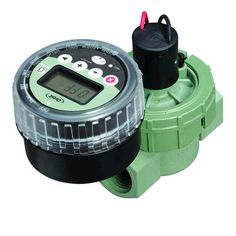4 Station Isolation Timer with Inline Valve at Menards®: 4 Station Isolation…