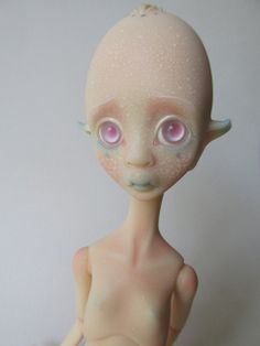 amazing and unusual dolls by Circus Kane
