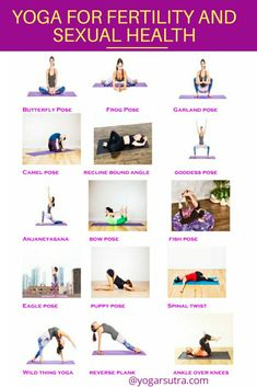 Yoga postures for your reproductive organs Hormon Yoga, Yoga Meditation, Yoga For Pcos, Fertility Yoga, Fertility Diet, Butterfly Pose, Musa Fitness, Fitness Goals, At Home Workouts