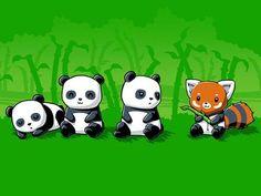 Just Panda Business | Funny & cute shirts | TeeTurtle
