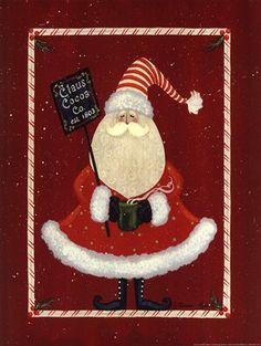 Claus Cocoa Co.               by Becca Barton