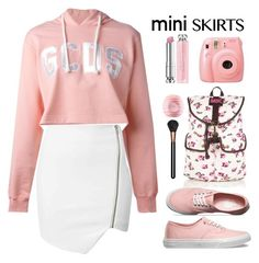 """""""05.04.16-2"""" by malenafashion27 ❤ liked on Polyvore featuring GCDS, Vans, Superdry, Eos and MAC Cosmetics"""
