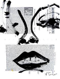 "Saatchi Art Artist Neal Turner; Painting, ""Marilyn Monroe"" #art"