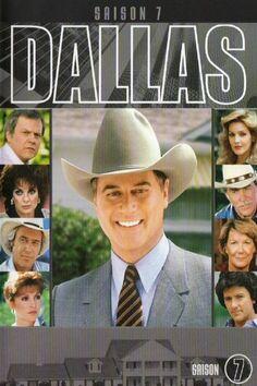 tv shows Dallas: Saison 7 The Movie Database (TMDb) Serie Dallas, Dallas Tv Show, Dallas Series, Tv Retro, Emission Tv, Mejores Series Tv, Larry Hagman, Cinema Tv, Beatles