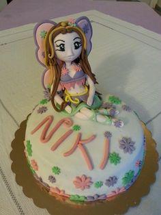 Winx cake!
