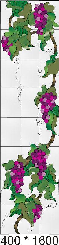 Виноградная лоза | Vitrajmaterial | Интернет-магазин материалов для витражей