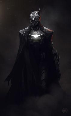 Batman by Worasak Hamm Suwannarach