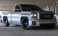 trucks and cars Dropped Trucks, Lowered Trucks, Gm Trucks, Lifted Trucks, Cool Trucks, Fire Trucks, Pickup Trucks, Chevy Silverado Ss, Silverado Single Cab
