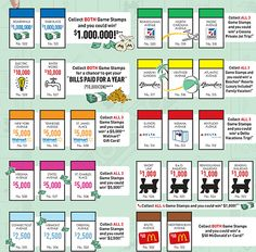 how to get free mcdonalds monopoly