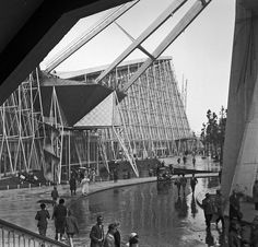 Expo 1958 Pavilion of France