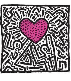 artist | Keith Haring