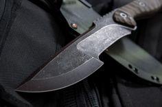 CHEROKEE - Torbѐ Custom Knives