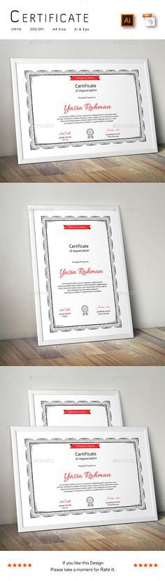 Certificate Template Vector EPS, AI Illustrator. Download here: http://graphicriver.net/item/certificate/16365887?ref=ksioks