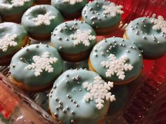 Donuts frozen ❄️