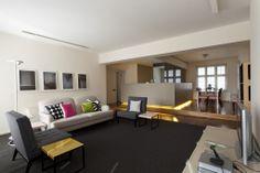 West End Flat - TV room ideas