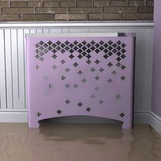 CASA Fall radiator covers in lilac