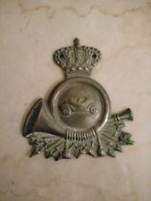 Militaria, fregio Regie Poste, Regno d'Italia, 2GM, molto Raro