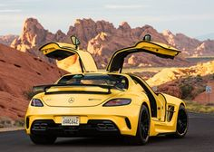 #SLS AMG -Yellow - Ohhhh yeaahhh! Yes please!